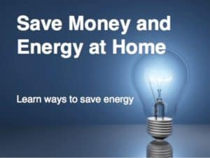 Ten Ways to Save Energy in Your Home