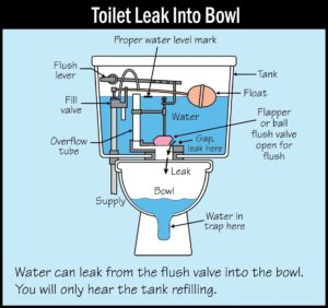 Why Is the Toilet Flushing Itself?