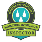 Moisture Intrusion Certified Inspector