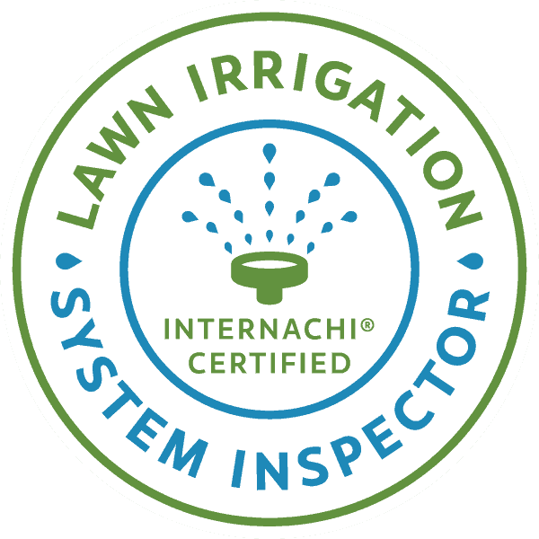 Certified Lawn Irrigation Inspector