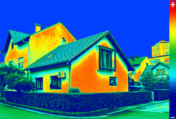 Residential Thermal Imaging