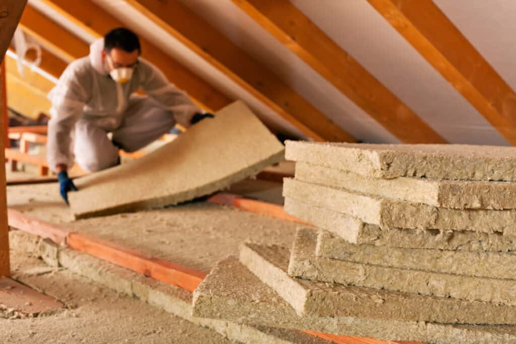 Residential Foundation Insulation