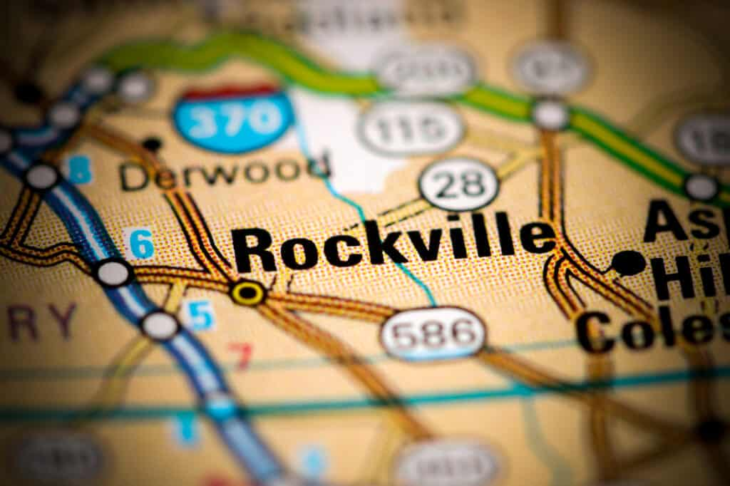 Rockville: Rapidly Growing